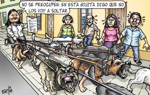 Carlincatura del Domingo 24 de Abril, 2016   Noticias del Perú   LaRepublica.pe