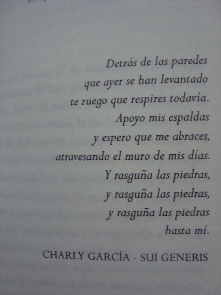 """Charly García, """"Rasguña las piedras"""" (Sui Generis)"""