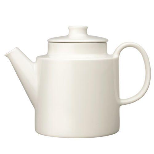 Kaj Franck White Teema Tea Pot Iittala Arabia Finland   eBay  3231,87 руб. New