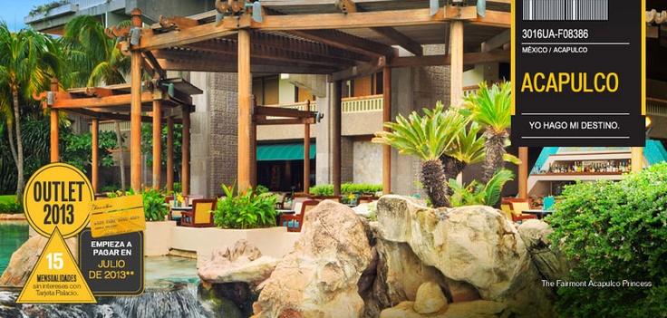 Este hotel situado cerca del aeropuerto internacional de Acapulco con vista al océano Pacífico te ofrece lo mejor de la zona con sus restaurantes exclusivos e informales, campos de golf, habitaciones confortables y preciosos jardines tropicales.