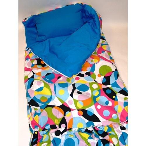 Teen Kaleidoscope Sleeping Bag - Nicky Nicole - A Cool -1326