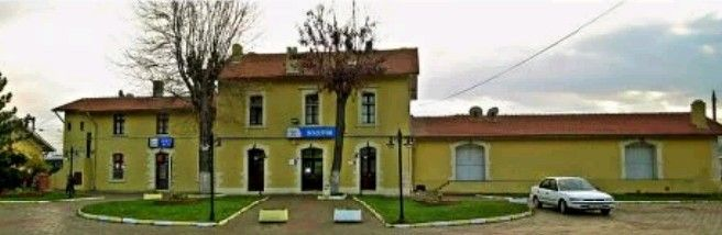 Bozüyük railway station building-Bozüyük-Bilecik
