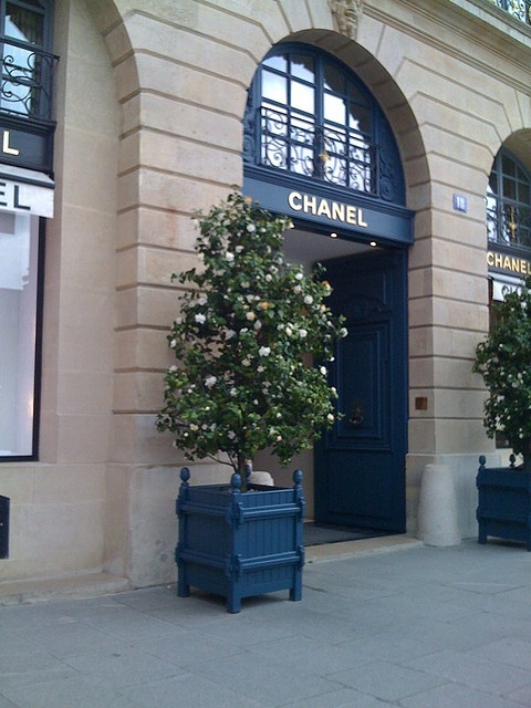 Chanel couture location - Place Vendome