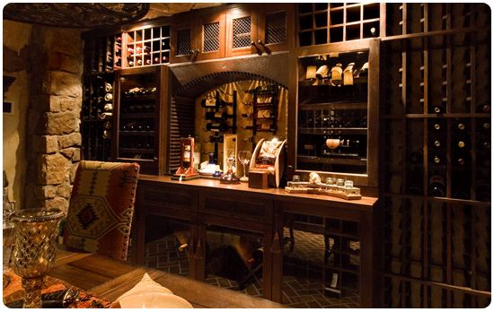 17 best ideas about liquor cabinet furniture on pinterest for Cost to build a wine cellar