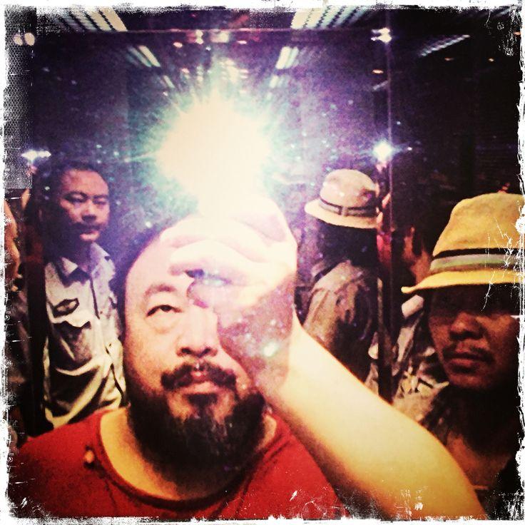 Ai Weiwei, NGV Melbourne