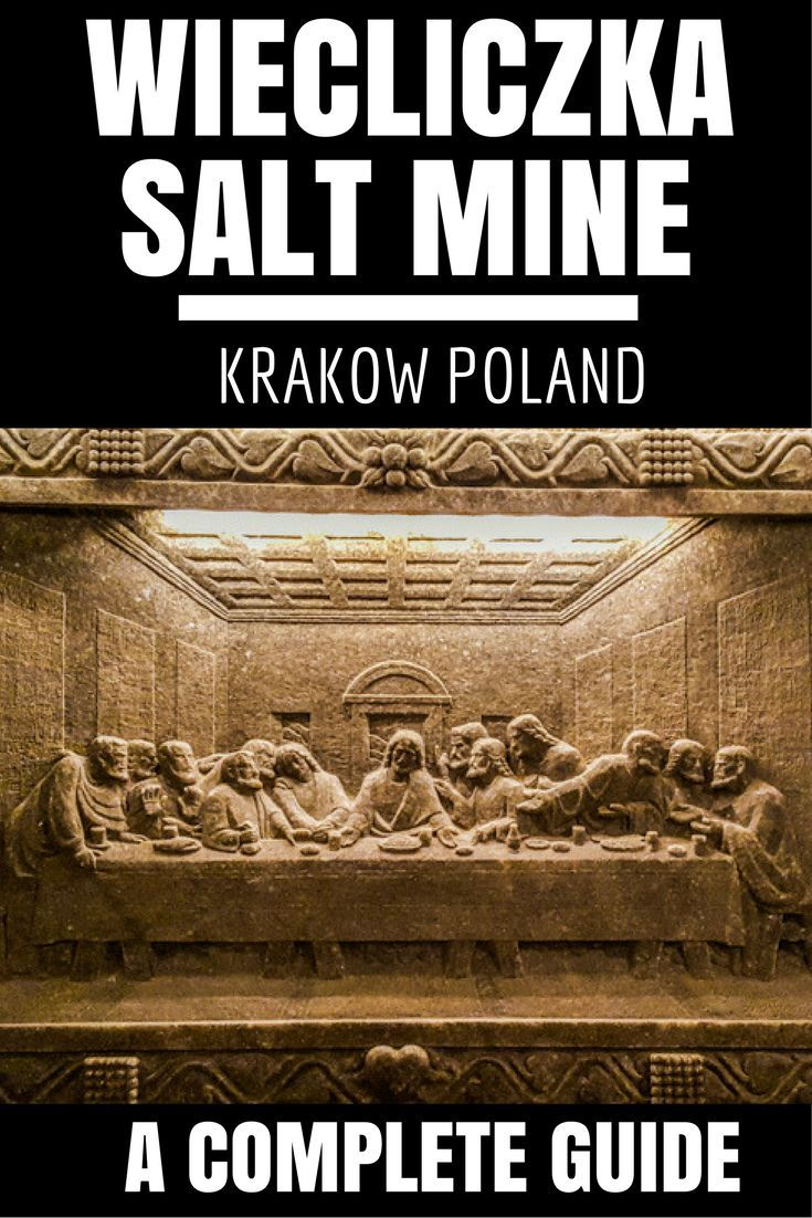 The underground world of Wieliczka salt mines: