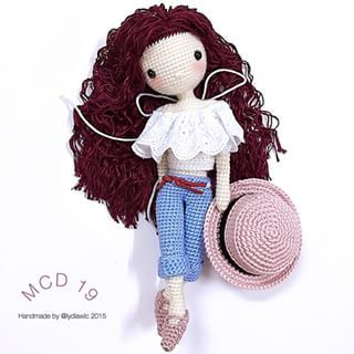 Amigurumi Yaseminkale Instagram : Instagram photo by lydiawlc - MCD 19 @ chic lady Happy ...