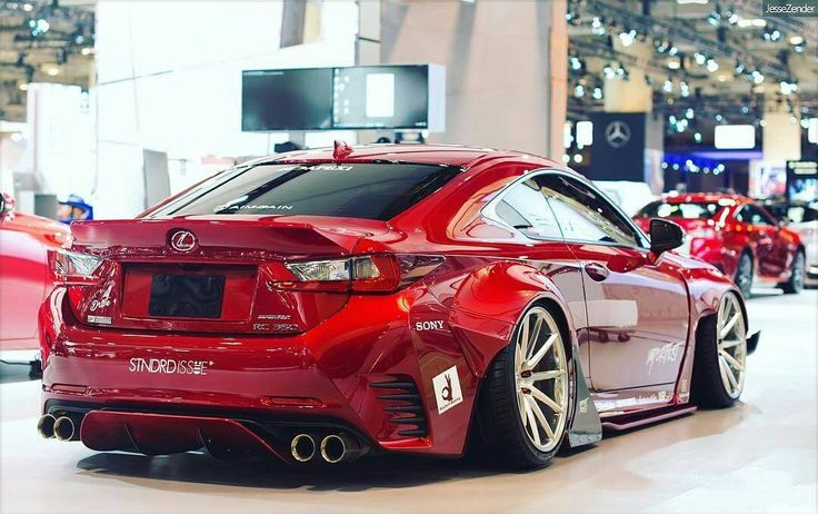 Repost via Instagram: RC350 seen at the Toronto International Auto show by @zenderphotography  #thegameofcars #keepitfast #igcar #trackcar #carlove #carlovers  #launching #drifter #driftlife #drifters #slammedenuff #carshows #downshift #burnouts #mensworld #cars #carporn #supercars #hypercar #slammed #car #speed #luxury #newcar #superspeed #lexus #rc350 by deckedoutwhips