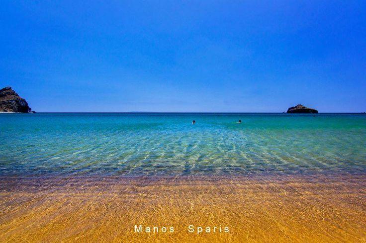 Παραλία Θάνους   Λήμνος Φωτό: Μάνος Σπαρής