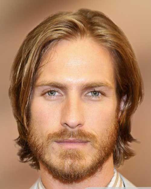 25 neue lange Frisuren Männer #frisuren #lange #manner