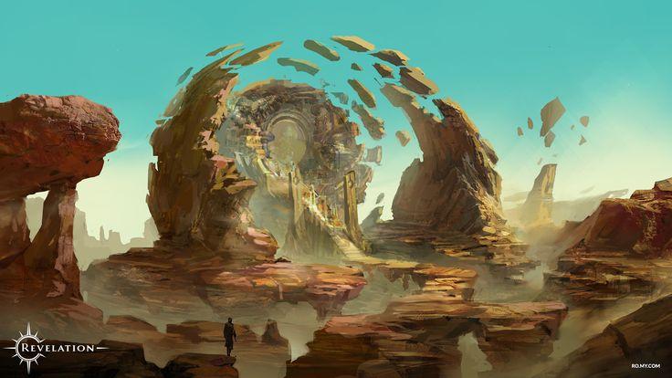 Concept Art | Revelation Online - Official Website