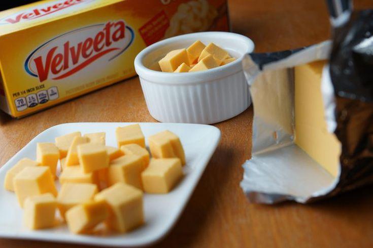 How to melt velveeta cheese melted cheese sauce