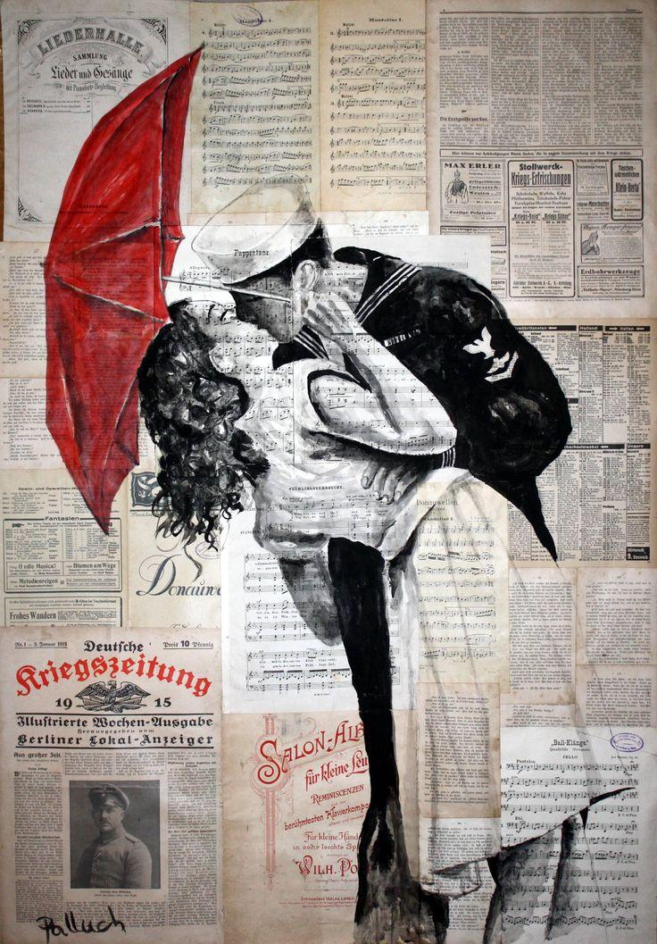☆ Famous Kiss II :→: Artist Gregor Krzyzanowski ☆: