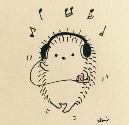 Hedgie Loves To Dance