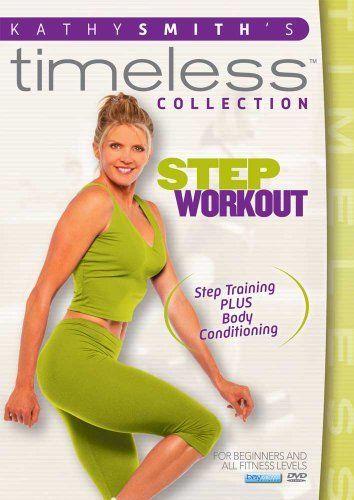 Kathy Smith Timeless: Step Aerobics Workout DVD ~ Kathy Smith, http://www.amazon.com/dp/B006RH3QQ0/ref=cm_sw_r_pi_dp_x3CZrb01EH2VX