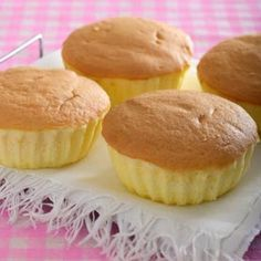 """Mamon: A soft and fluffy French Sponge cake; the """"Special"""" variety is brushed with Butter and sprinkled with Cheese and Sugar; also comes in Mocha flavored variety."""