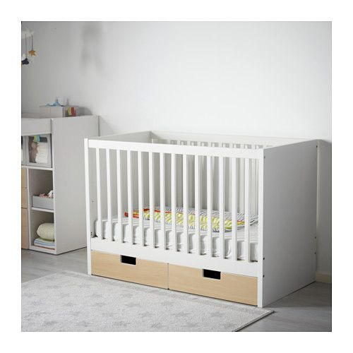 STUVA Cot with drawers  - IKEA