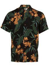 Topman Karmakula Hawaiian Shirt