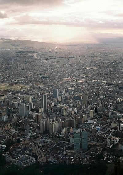 Bogota.