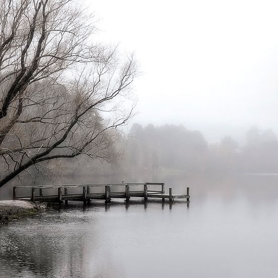 Lake Daylesford, Victoria.  Image by Sonja Rolton.