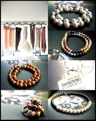 zelodesign swarovski pearls