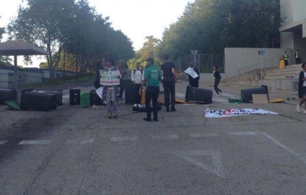 UCT shut, graduation ceremonies cancelled