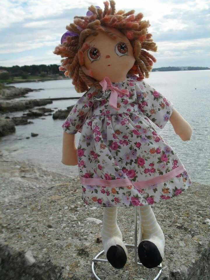 Zdenka Ivancic doll 💖