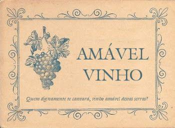 Amável Vinho: Vinho fresco, esperto, seivoso