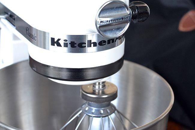 De KitchenAid Classic Mixer nader bekeken