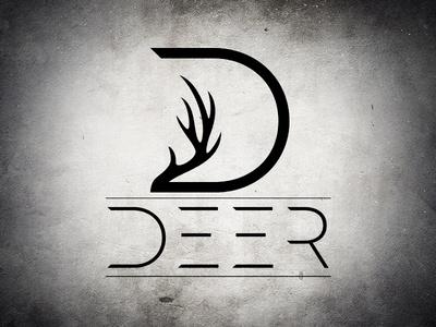 Deer Logo sketch