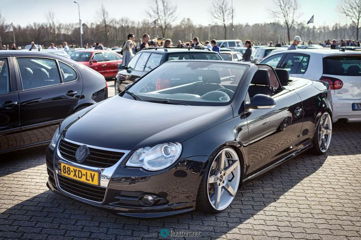 I LOVE MY VW Eos!! <3