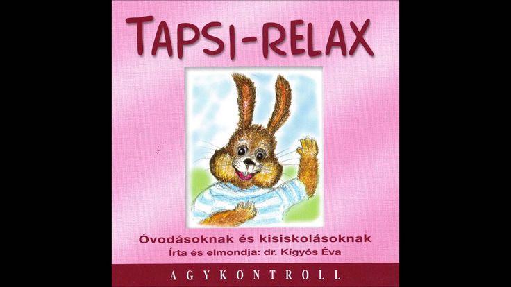 Tapsi-Relax – 01/03 – Zenés lazító gyakorlat
