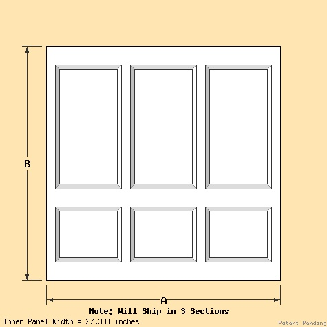 Full Wall Raised Panel Wainscoting Design System