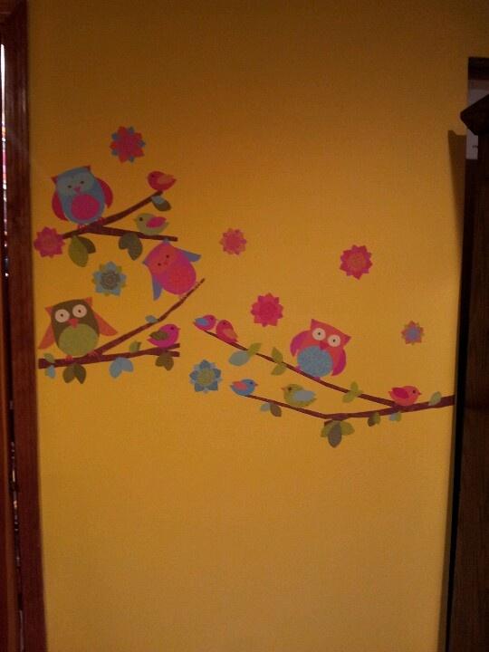 Owl Bedroom 2