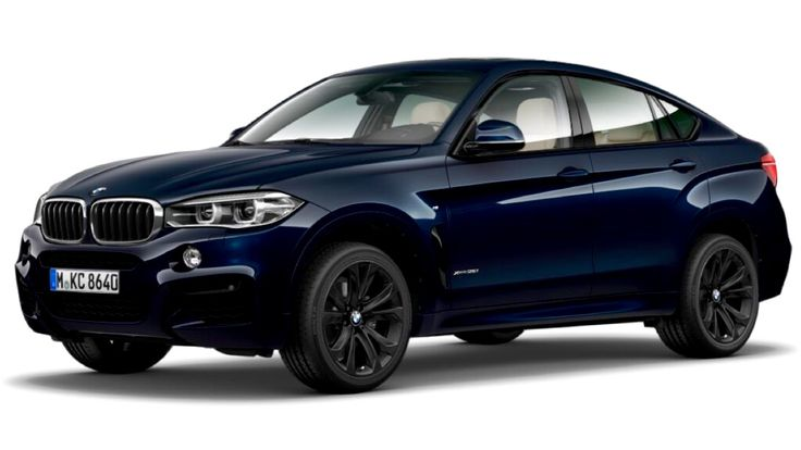 Bmw X6 2017 Blue New Cars Gallery
