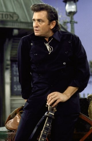 Johnny Cash 1969   Voice of America: Johnny Cash in 1969   LIFE.com