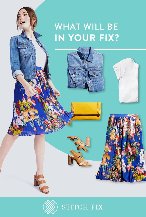 Look and feel your best each and every day. Each Fix is filled with 5 items, handpicked to fit you and your lifestyle. Discover a range of exclusive and popular brands in a variety of styles and sizes. Sign up for automatic deliveries, or schedule on demand at StitchFix.com.