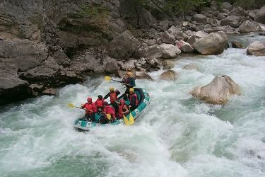 Visit Greece | Top Rafting destinations in Greece, #Evinos #river #Aitoloakarnania #sports #watersports #rafting #spring #autumn