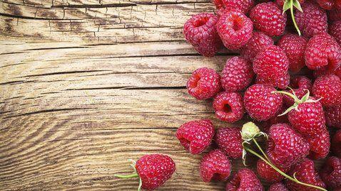 Raspberry Fool with Vanilla Shortbread - RTE Food