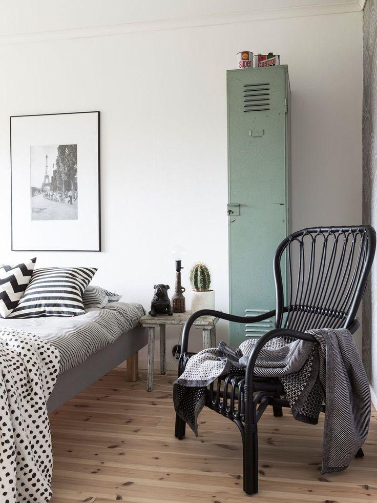 Une maison à la douceur scandinave   PLANETE DECO a homes world