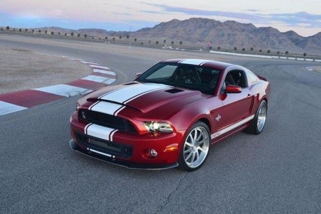 New 2013 GT500 Super Snake by Shelby