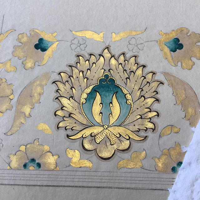 #istivasanat#tezhip#tezhipsanati#hat#hatsanatı#kalemişi#minyatür#halker#besmele#turkey#istanbul#gelenekselsanatlar#ottoman#ottomanart#turkishart#illumination#arabicart#islamicart#art#desing#gold#yeşil#zümrüt#goodnight#iyigeceler