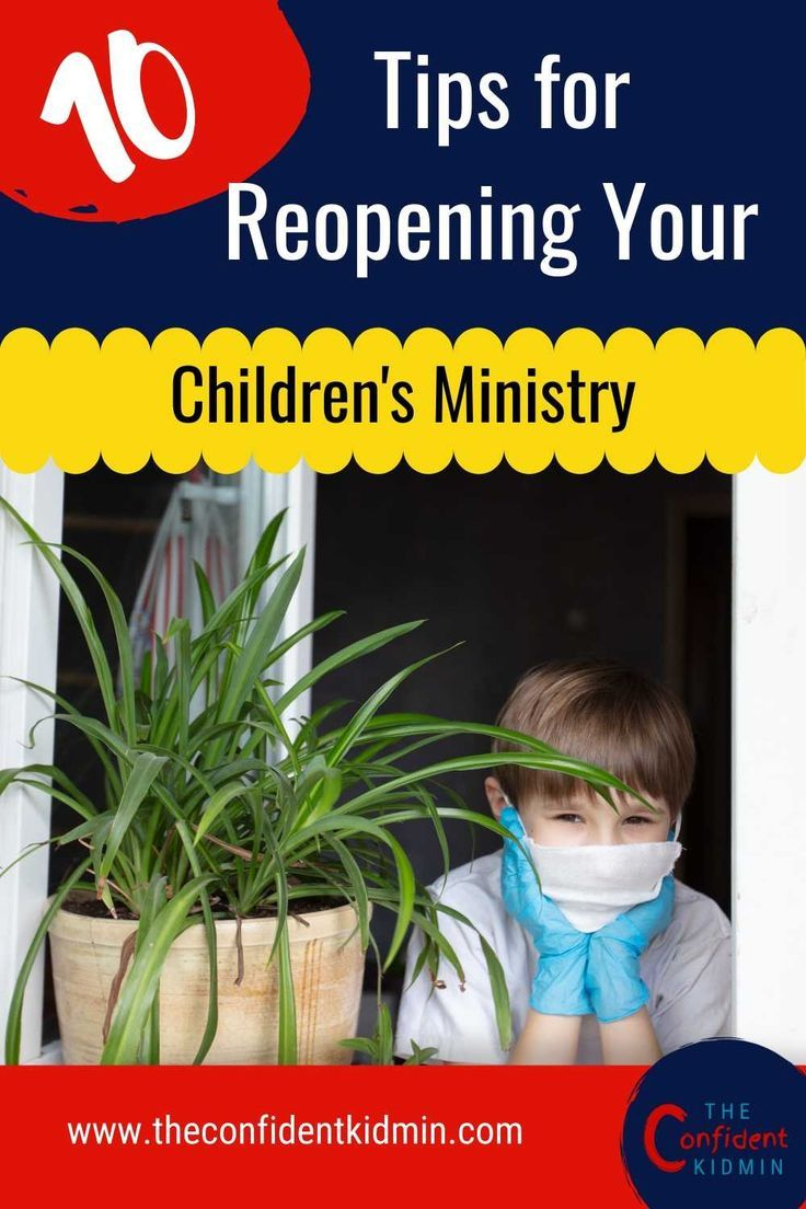 10 Tips For Reopening Your Children S Ministry Childrens Ministry Curriculum Childrens Ministry Kids Ministry Curriculum