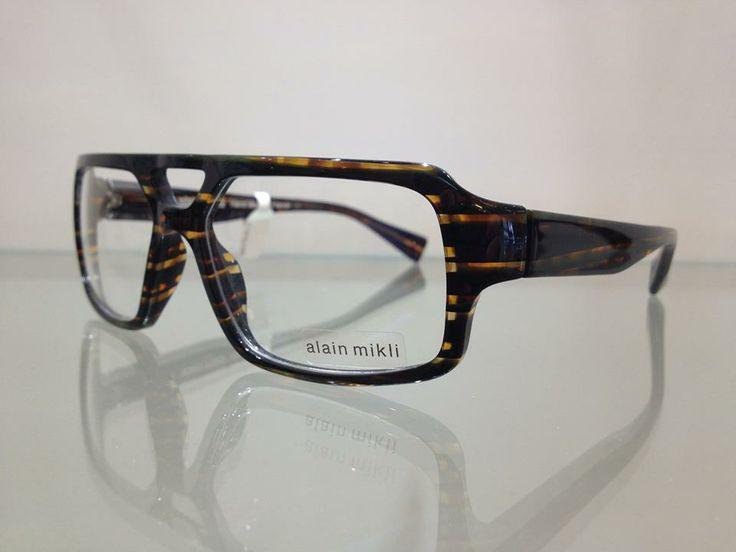 Alain Mikli glasses @ Stots Optiek