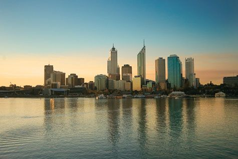 Perth, lived here in 2000-2004,would love to come back