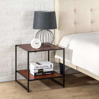 Mercury Row Avey End Table