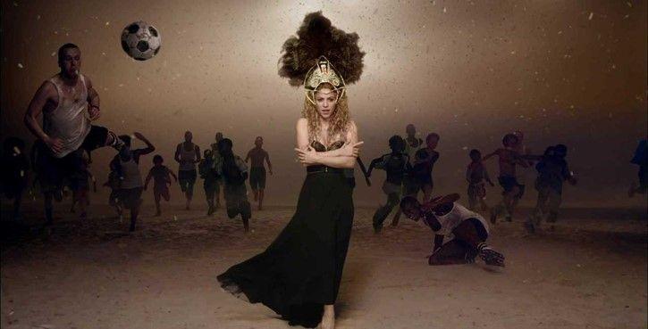 La La La (Brazil 2014) - Shakira jest na #Vevo, sprawdź jego #teledyski http://vevo.ly/69pJCW