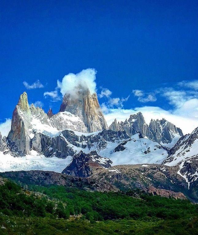 Monte Fitz Roy, Patagonia, Argentina Trip, Patagonia