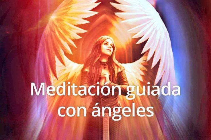 Medita junto a nosotros con ayuda de los ángeles. Con esta meditación guiada con ayuda de los ángeles podrás liberar temores y perder los miedos. Escúchala en: http://reikinuevo.com/meditacion-guiada-angeles/
