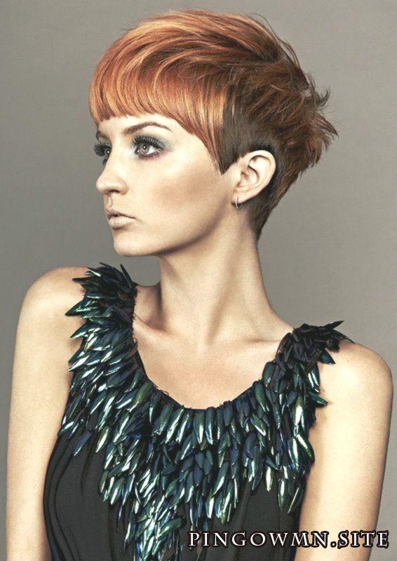 Toni Guy De Candice Hannah Marcelle Via Behance Cheveux Courts Moderne Idees Cheveux Courts Cheveux Courts